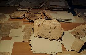 """""""NY Times"""": Ištaisyti neteisybę ir sutaikyti: vokiečiai atkuria milijonus """"Stasi"""" dokumentų"""
