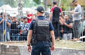 VSAT: turime žinių, kad migrantai žino, kur yra pasienio kontrolės punktai