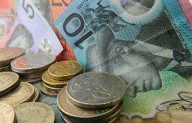 Australijos BVP trečiąjį ketvirtį ūgtelėjo 3,3 proc., ekonomika išbrido iš recesijos