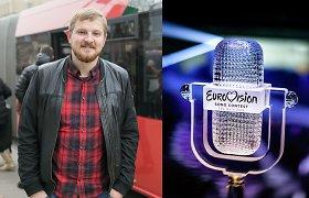"""P.Ambrazevičius į lietuvių kalbą išvertė šešias """"Eurovizijos"""" dainas: tarp jų – ir """"Discoteque"""""""