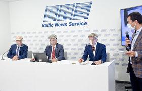 """Rinkimai 2020: Kartų solidarumas-Santalka Lietuvai eina su žinia – """"Lietuva yra čia"""""""