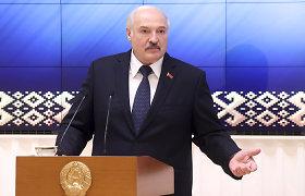 A.Lukašenka: Baltarusija ketina pirkti iš Rusijos ginklų už daugiau kaip 1 mlrd. dolerių