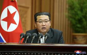 Buvęs Šiaurės Korėjos šnipas – apie agentų tinklą, narkotikus ir režimą