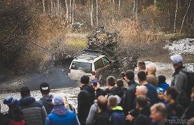 Autosporto sezono uždarymo šventėje Uoginiuose – keturios skirtingos disciplinos