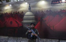 """""""NY Times"""": Rinkimai Irake – tie patys veidai ir pažadai, bet yra ir vilties"""