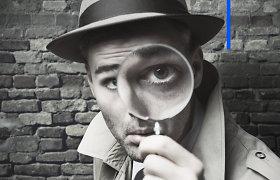 Privatus detektyvas O.Rimanas dažniausiai tiria neištikimybės atvejus, sulaukia ir keistų prašymų