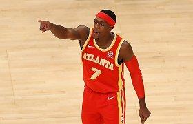 """Grįžta į Los Andželą, bet ne į """"Lakers"""": R.Rondo sustiprino vienus NBA favoritų"""