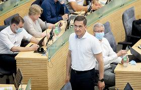 D.Kreivys: baltarusiška elektra neturės jokios galimybės patekti į Lietuvą
