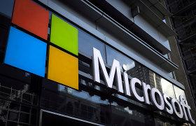 """""""Microsoft"""" 11 proc. padidins tarpinius dividendus, išpirks akcijų už 60 mlrd. dolerių"""