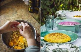 Andalūzijos virtuvė: autentiškas bulvių omletas