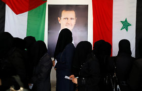 JK paskelbė sankcijų Sirijos ministrams, įskaitant diplomatijos vadovą
