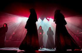 """Kartą jau atsisveikinę """"Gregorian"""" sugrįžo: """"vienuoliai"""" pradėjo turą po Lietuvą"""