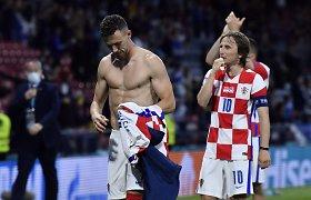 Kroatų netektis – prieš svarbiausią mūšį dėl COVID-19 prarado vieną lyderių