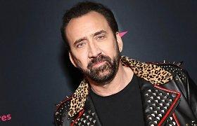 Penktas kartas nemeluoja? 57-erių Nicolas Cage'as slapta vedė 26-erių išrinktąją