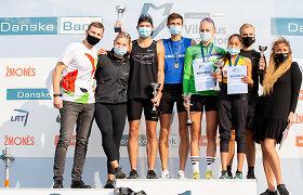 """Pirmą """"Danske Bank Vilniaus maratono"""" dieną paaiškėjo trumpiausių distancijų nugalėtojai"""