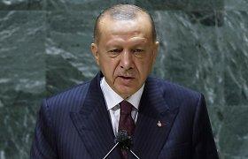 R.T.Erdoganas: Turkija nepripažįsta Krymo Rusijos dalimi
