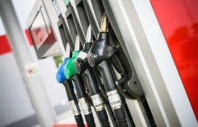 Degalų paklausa Latvijoje šiemet išaugo 4 proc.