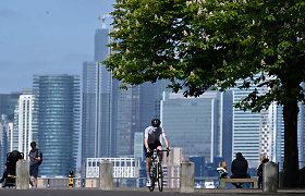"""""""NatWest"""" vadovas: Londono biurų gyvenimas jau nebebus toks, kaip prieš krizę"""