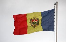 Premjerė pasveikino naująją Moldovos Vyriausybės vadovę N.Gavrilitą