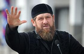 Čečėnijoje nukautas kovotojas, siejamas su IS ir kruvinais išpuoliais Maskvoje
