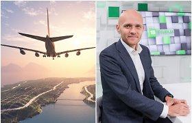 Lietuvai turi gerų žinių: esame viena mažiausiai skrydžių praradusių šalių