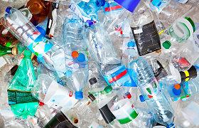 Nustatytas asmuo, užteršęs mišką dviem tūkstančiais butelių