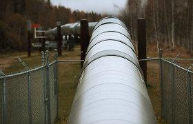 Baltarusija kelioms paroms stabdo naftos tranzitą Lenkijos kryptimi