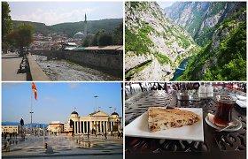 Viskas dėl to Kosovo, arba 14 dienų nepamirštamų įspūdžių