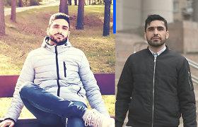 """Nuo teroristinių grupuočių Lietuvoje besislepiantis afganistanietis: """"Jie mano akyse nužudė tėvą"""""""