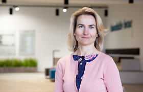 """Klientų skundų užversto Lietuvos pašto vadovė: """"Jei nebūtume automatizavęsi, bendrovei tai reikštų ir išgyvenimo klausimą"""""""