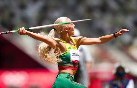 Penktadienį Tokijo žaidynėse – septynių lietuvių startai