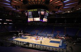 COVID-19 pandemija – nė motais: NBA klubų vertės toliau auga