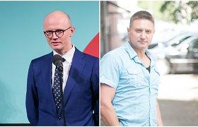 """Diskusijų laidoje """"LRT forumas"""" Edmundą Jakilaitį keičia Raigardas Musnickas"""