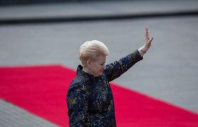 D.Grybauskaitė – būsimoji NATO vadovė: misija (ne)įmanoma