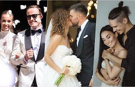 Įsimintiniausios pirmojo 2021-ųjų pusmečio vestuvės: nuo prabangos iki kuklumo
