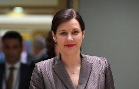 Tarptautinė šachmatų federacija vadove išsirinko buvusią latvių finansų ministrę