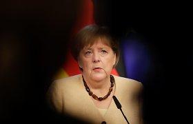 A.Merkel nepasiekė savo dėl ES ir Rusijos viršūnių susitikimo: kanclerės galia silpsta?