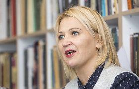 """Vilniaus vicemerei E.Tamošiūnaitei koronavirusą išdavė dingusi uoslė: """"Galvojau, gal man kokia paranoja"""""""