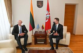 G.Landsbergis: prieš Lietuvą vykdomas hibridinis karas, kuriame naudojama migracija