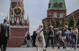 """""""Rosstat"""": atlyginimai Rusijoje per metus realiai padidėjo 1,6 proc."""