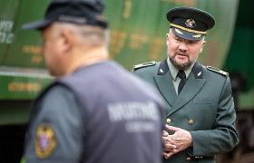 Muitinės vadovas D.Žvironas: kontrabandos srautas į Lietuvą auga