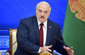 A.Lukašenka: Vakarai pasinaudodami migracija didina karinį potencialą regione