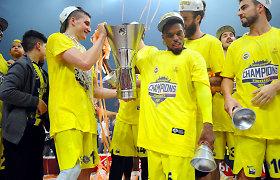 """Vienuolika """"sausų"""" Eurolygos ketvirtfinalių: kiek komandų vėliau tapo čempionėmis?"""