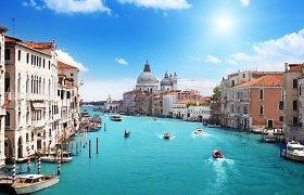 Kaip Venecija tapo galingiausia Viduržemio jūros regiono jėga?