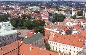 Vilniaus taryba spręs dėl gatvių apšvietimo modernizavimo