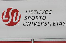 Nepriklausomu norintis likti LSU: jeigu galima menininkams, kodėl negalima sportininkams?