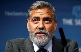 Vengrijos vyriausybė užsipuolė aktorių G.Clooney: vadina G.Soroso agentu
