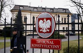 ES Teismo patarėjas: Lenkijos teisėjų drausminimo režimas prieštarauja Bendrijos teisei