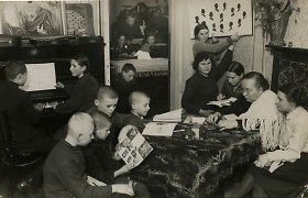 Venclauskių fenomenas: vieno Šiaulių namo ir šimto vaikų istorija