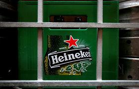 """""""Heineken"""" pranešė apie 78,7 proc. išaugusį pelną"""